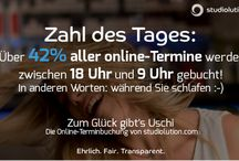 studiolution Fun Facts / Zahl des Tages