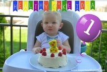 Harper's 1st Birthday / by Joy Spidle