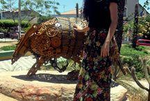 Looks Larisse Oliveira / Fotos dos meus looks do dia, postados no blog.  http://filhadoreilarisse.blogspot.com.br/