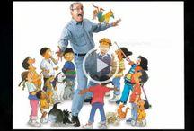 kids books - videos