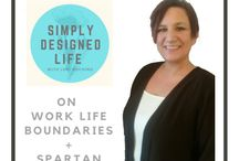 {Simply Designed Life Podcast Episodes} / Here are episodes of my show.
