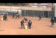 Drills for softball