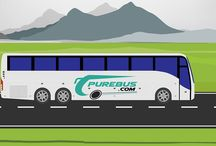 Bus and flight tickets booking website / Online bus ticket booking
