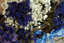 Dried Flowers / Lull Farm offers a wide variety of freshly cut and/or dried flowers.  Special arrangements made by request!