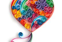 Paper Quilling / Quilling is an intricate, beautiful paper craft. Check out these resources and inspirational projects.