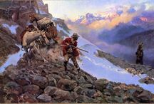 Charles Russell Paintings