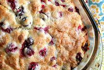 cranberry buttermilk cake