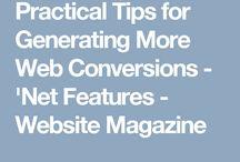 web conversions