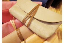 crafts - leather / by Mia Merritt