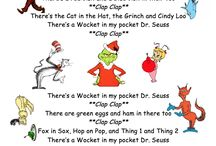 Dr Suess Day In Music
