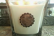 Candles / Guardian Angels Soy Spa Candles