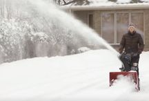 Snowblower Maintenance / Keep your snowblower ready for action. Check out some of these great videos with step by step instructions to prep your snowblower for winter, basic snow blower maintenance, choose the best snowblower and tips on how to clear your driveway.