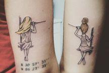 tattoo Alízzal