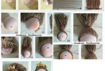 crochet hairs