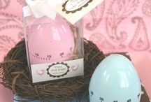 Angie's Baby Shower Ideas / by Spring Franklin