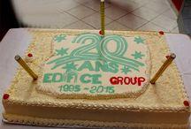 20 ans Edifice Group / Agence conseil en communication depuis 20 ans, Edifice Group met tout son savoir faire pour vous apporter des solutions innovantes et originales dans la communication de votre entreprise.