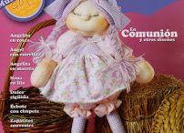 revistas de bonecas