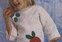 Girls & Boys - Crochet &  Knit