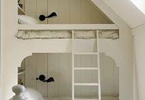 Home | Bunk Beds / by Gretchen Kurtz Brackett