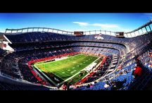 Through Mile High Stadium / The Colfax Marathon runs through Sports Authority Field at Mile High Stadium twice - at miles 6 and 20! You get a player's view of the field as you run around the field in the home of the Denver Bronco's. Two of the relay runners get to run through Mile High, and the Urban 10 Milers.
