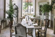 Dining rooms / Different styles of dining rooms