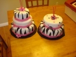 Birthday cakes  / by Amy Schoultheis