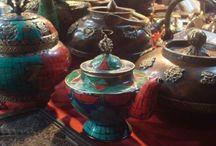 tea pots / by Kala Howard