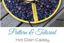 Casserole/Hot Dish Caddy