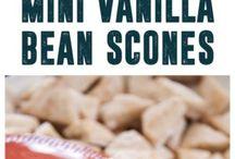Scones / Vanilla