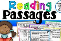 reading passages