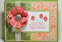 Cards & Scrapbooking Ideas / by Mary Beth Elliott