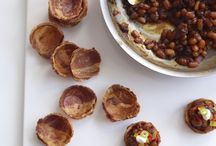 Recipes - Appetizers / by Rachel Fickenscher
