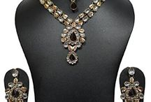 Kundan Wedding Party Ethnic Jewelry