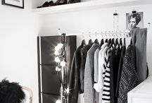 Room inspiration  / Black, white and neutral tones is my inspiration.