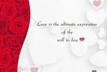 Love quotes / The relationship is an experience full of a wide array of feeling, we have gathered romantic and beautiful quotes about love for him, as well as, sad and funny love quotes for him from the heart. The perfect words are here waiting to be expressed to him from you. Love can make you happier than you've ever been, sadder than you've ever been, angrier than you've ever been. It can elate you and deflate you almost at the same time.view all at http://www.messagesforworld.com/quotes/love-quotes