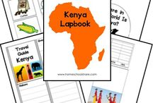 East Africa Lapbook Resources