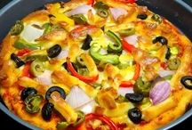Pizza Recipe-Vegetable Cheese Pizza