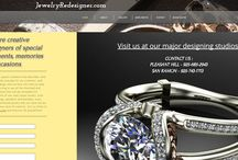 Engagement rings from sentimental and family inherited jewelry!