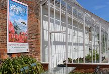 West Dean Gardens Glasshouses / Our 13 working Victorian glasshouses at West Dean Gardens house a variety of flowers, fruits and vegetables. Some are in need of urgent repair hence our #glasshouseappeal. https://www.westdean.org.uk/gardens/explore/victorian-glass-houses