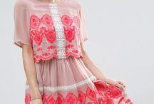 vestidos de asos