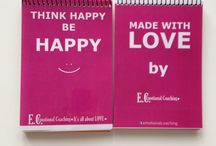 Happy Book / Happy Book Made with Love by Emotional Coaching.