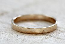 wedding rings simple band