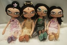 Dolls and Toys / by Renee Watts