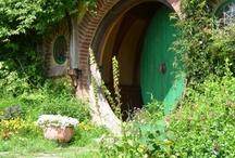 Hobbit Doors / by Shirley Whitley