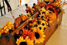 fall autumn decor