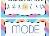 tchg mean, median, mode, range