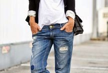 Boyfriend jeans idei