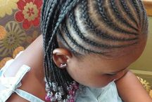 ♡ Black Kids Hairstyles ♡ / by Coquise Price