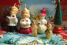 Christmas - Vintage finds & ideas