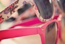 Accessories: (Sun)Glasses